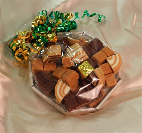 royal mix gift basket buy handcrafted fudge gifts  fudge cottage