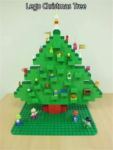 how to make a lego christmas tree top ten diy decor ideas of the season
