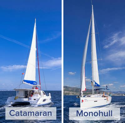 the great debate catamaran vs monohull - Catamaran Vs Monohull Speed