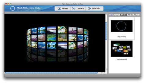 free photo slideshow template mac flash slide show mac slideshow