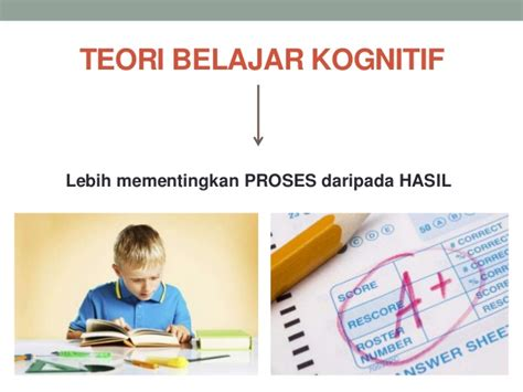 Teori Dan Pendekatan Belajar teori belajar kognitif dan penerapannya dalam belajar