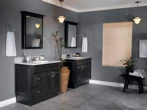Gray And Black Bathroom Ideas Bathroom Amazing Grey Bathroom Decoration Using Double