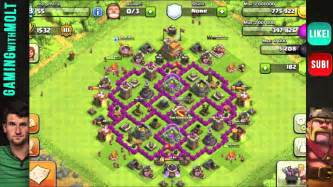 Clash of clans th7 subscriber base reviews youtube