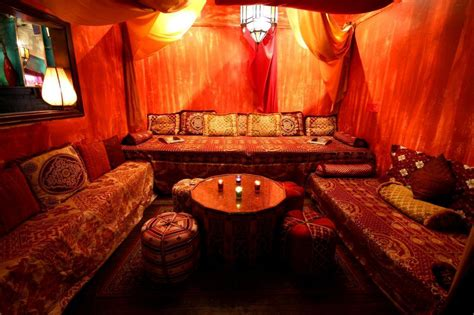 Drapes For Canopy Bed mofo lounge amp morocco lounge hidden city secrets