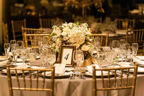 reception wedding ivory and gold wedding reception details elizabeth