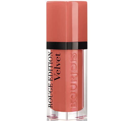 Lipstik Bourjois Matte bourjois velvet lipstick various shades free