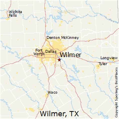 wilmer texas map best places to live in wilmer texas