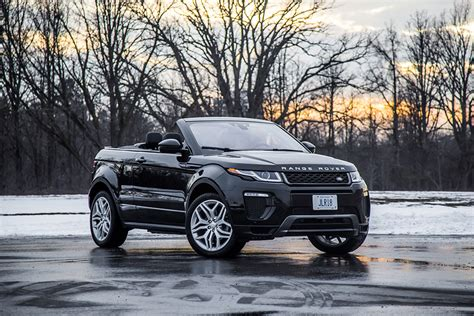 land rover canada review 2017 range rover evoque convertible canadian