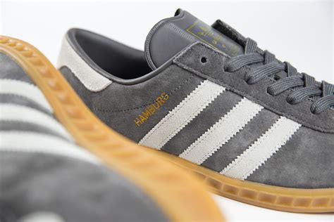 Adidas Hamburg 01 adidas originals hamburg grey size exclusive the sole