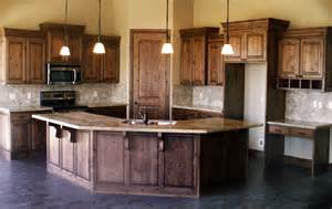 Knotty Hickory Kitchen Cabinets knotty alder cabinets hickory kitchen cabinets and alder cabinets