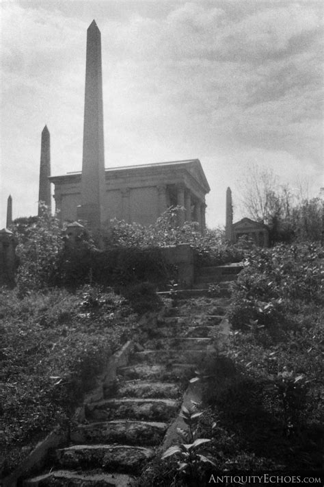 Antiquity Echoes: Mount Moriah Cemetery