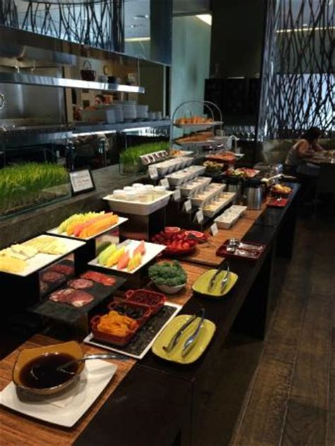 breakfast buffet picture of sofitel los angeles at