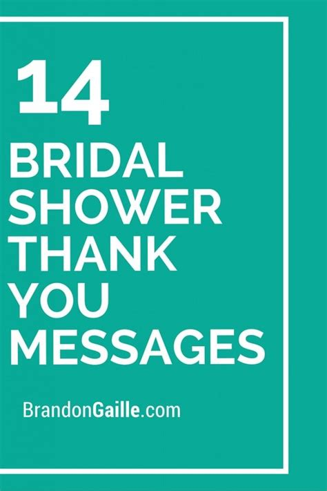 Thank You For Bridal Shower by 25 Best Ideas About Bridal Shower Poems On