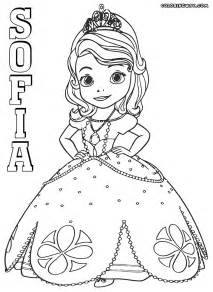 sofia the coloring page sofia the coloring pages az coloring pages
