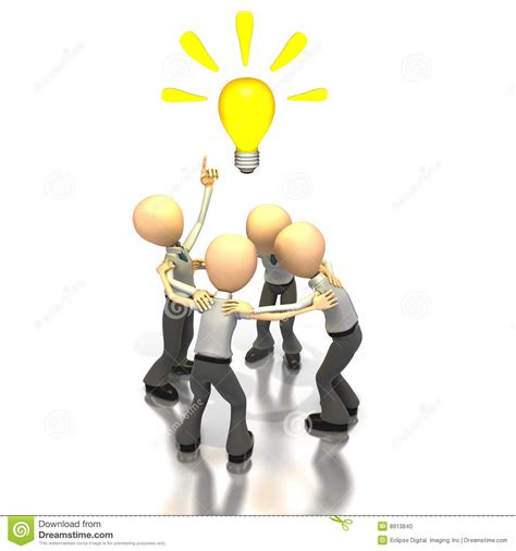 ideas pictures brainstorming ideas stock illustration image of