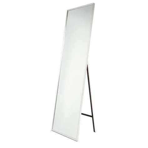 top 28 floor mirror kmart rectangle framed leaner floor mirror silver threshold full