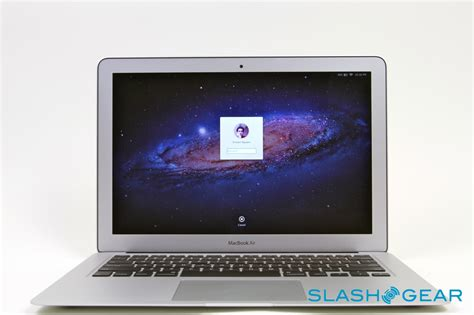 Macbook Air 13 Inch macbook air 13 inch i5 review mid 2011 slashgear