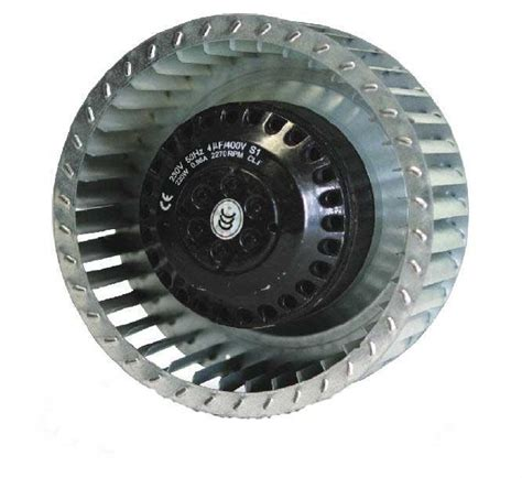 Forward Curved Centrifugal Fan Without Housing China