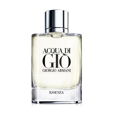 Daftar Parfum Pria jual giorgio armani acqua di gio essenza edp parfum pria 75 ml tester harga