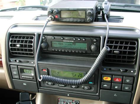 land rover discovery 2 radio www discovery2 co uk cb radio install