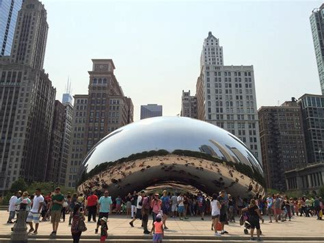 best places to go in chicago places to go for the best skyline photos huffpost