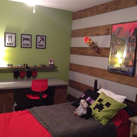 minecraft boys bedroom ideas 20 minecraft bedroom designs decorating ideas design