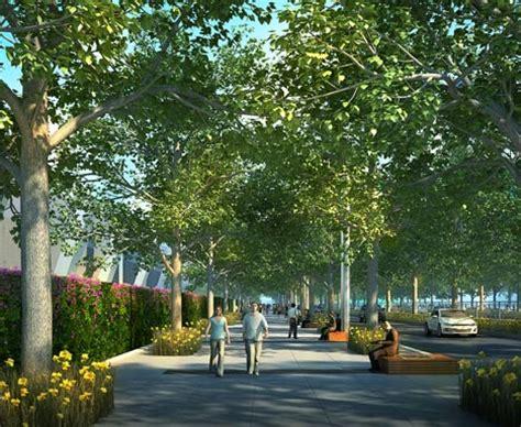 China Garden Lakewood Park by Futian District Masterplan In Shenzhen By Swa