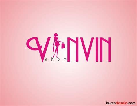 desain logo online free download logo online shop vinvin jasa desain logo perusahaan