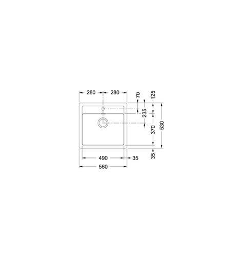 Evier Franke Sirius Tectonite by Evier Sirius Tectonite Sid610 560 Par Franke 224 Prix Mini