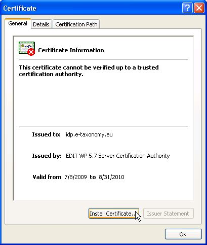 installing redmine xp ieinvalidsecuritycertificate edit redmine