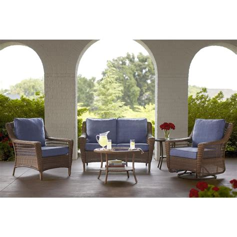 Home Depot Outdoor Wicker Furniture Peenmedia Com Home Depot Wicker Patio Furniture