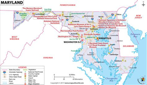 maryland map airports maryland map buy map of maryland md