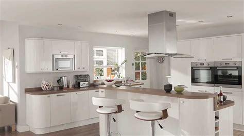 best pretty cuisine blanche et marron dco cuisine