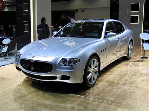 2007 maserati quattroporte executive gt 2007 maserati quattroporte executive gt duoselect sedan