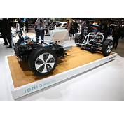 Hyundai IONIQ Electric &amp Plug In At The Geneva Motor Show