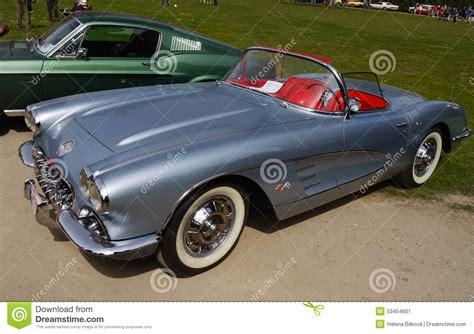 us corvette klassische us autos chevrolet corvette redaktionelles