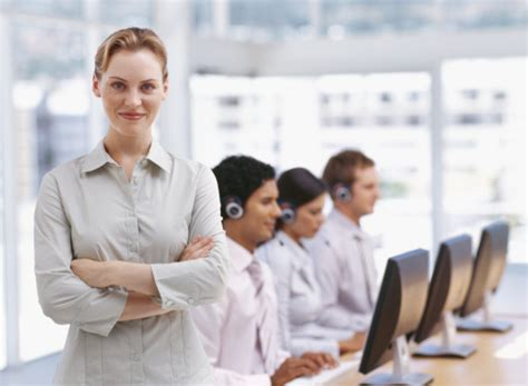 become a call center manager with an associate degree in business management accredited