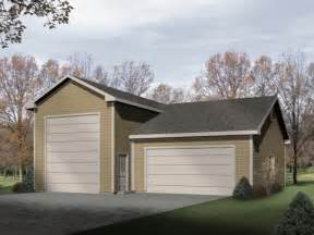 rv with car garage plan 9811 just garage plans