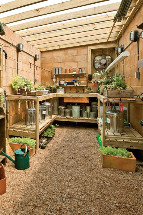 interior ideas shed organizing how to organize your garden shed southern living