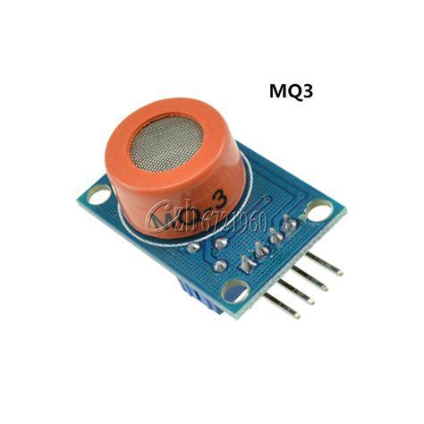 Sensor Gas Mq 3 Mq3 For Ethanol Gas Sensitive Detection Alar mq3 sensor module breath gas detector ethanol