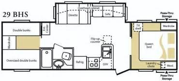 trailer floor plan floor plans for travel trailers friv5games com