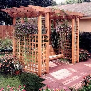 arbor trellis plans garden trellis pergola garden arbor plans pergola free