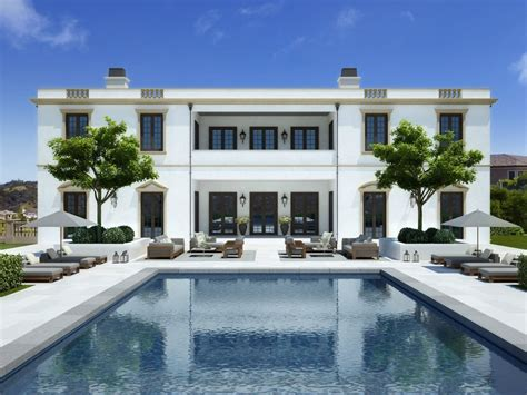bel air mansion 18 75 million newly built 16 000 square foot mansion in