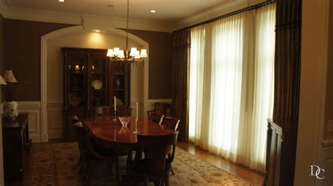 custom drapery chicago custom curtains by drapery connection highland park il