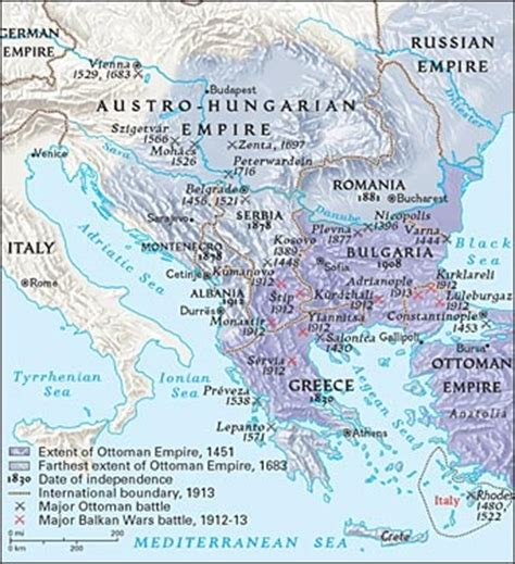What Was Ottoman Rule Like In The Balkans How Did The Ottoman Empire Balkans