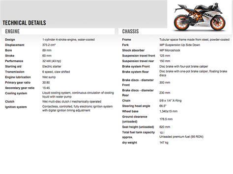 Ktm 390 Engine Specification Test Ktm Duke 390 Vs Ktm Rc 390