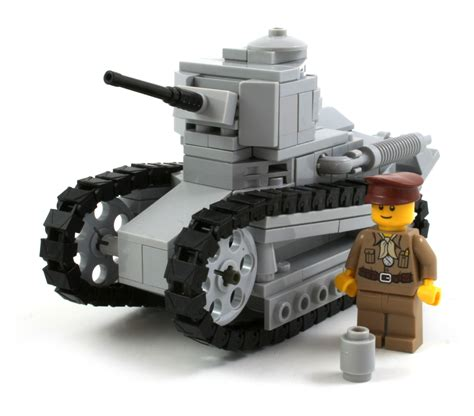 renault tank brickmania renault ft m1917 light tank 75 00 http