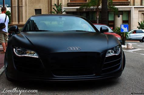 mat black audi matte black audi pictures photos and images for