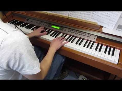 "sonata arctica ""last drop falls"" (piano cover) [sheet"