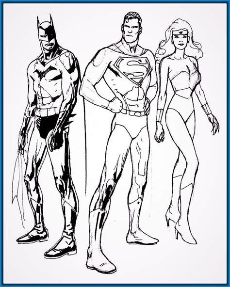 dibujos para colorear batman robin batgirl y batman para imprimir imagenes para colorear de batman archivos imagenes de batman